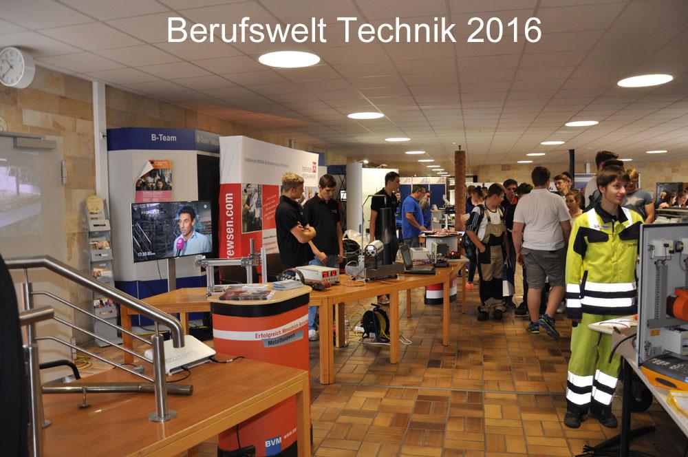 Berufsmesse Technik 2016, Foto Lutz Meine